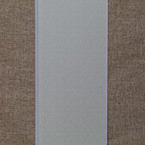 Отделочный профиль ПВХ внутреннего применения 250 мм. с Термопечатью: Белая вуаль