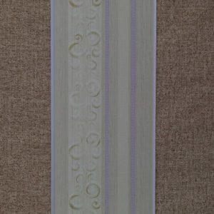 Отделочный профиль ПВХ внутреннего применения 250 мм. с Термопечатью:Либерти
