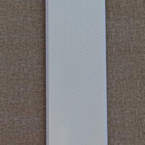 Отделочный профиль ПВХ внутреннего применения,потолочный, 250 мм. с Термопечатью: Пирамида (2126), 3 м.