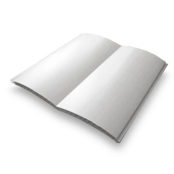 Блок-хаус 17 мм, стеновой, белый