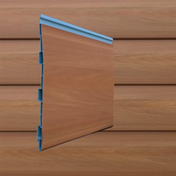 Канадская доска с акриловым покрытием, цвет: Темное дерево - не станд. Размер